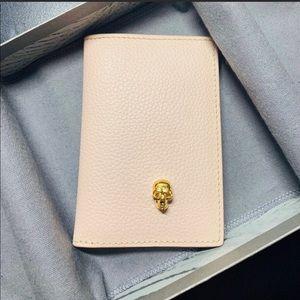 Alexander McQueen card case